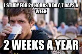 College Finals Meme - finals week memes