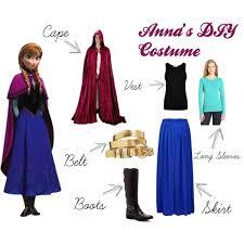 Anna Frozen Costume Homemade Anna Costume Google Search Disney Pinterest Anna