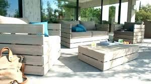 canapé exterieur en palette meuble de jardin bois canape exterieur en palette canape exterieur