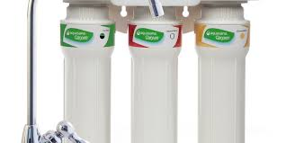 aquasana 3 stage under counter water filter reviews