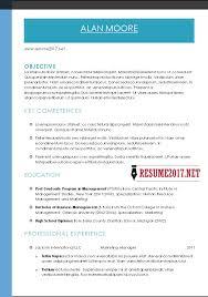 new resume formats 2017 amazing combination resume template format 2017 4 entretejido co