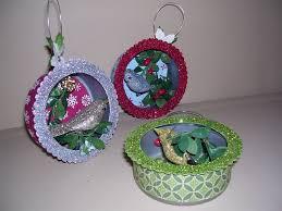 plastic cup ornaments winter celebrations plastic