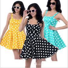aliexpress com buy fashion women u0027s 50s 60s print rockabilly