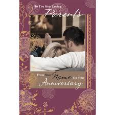 personalised anniversary card for parents at best prices in india