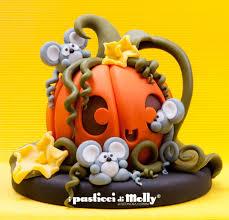 pettinice halloween cake tutorials