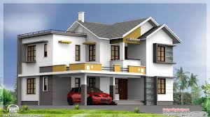 front home colour design and residential building designs