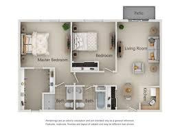 senior living floor plans river commons senior living