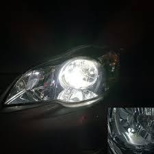 amazon com senzeal 2x 650lm cree chip xbd 50w 194 bulb t10 led