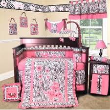 Zebra Print Bedroom Sets Pink Black White Zebra Print Comforter Sets Full Queen Girls