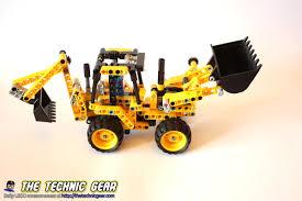 lego technic 42004 backhoe loader review lego reviews u0026 videos