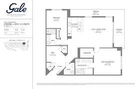 boutique floor plan gale boutique hotel residences condominium for sale fort