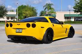 black and yellow corvette z06 black yellow corvetteforum chevrolet corvette forum