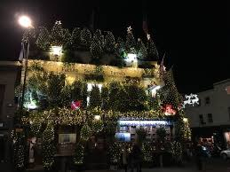 churchill arms great christmas lights picture of the churchill