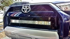 Led Grill Light Bar by Led Light Bar Install On A 2014 T4r Page 3 Toyota 4runner