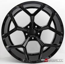 wheels camaro z28 mrr 228 camaro z28 replica wheels gloss black 20x10 20x11