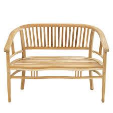 Teak Esszimmer Bank Einfache Sitzbänke Online Kaufen Möbel Suchmaschine Ladendirekt De