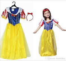 Halloween Costumes Snow White Halloween Costume Snow White Clothes Kids Girls Stage