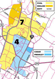 Austin City Council District Map by District 4 Getting Cray Cray News The Austin Chronicle