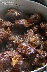 cuisiner du cabri gratin de papaye verte culinaire by minouchka