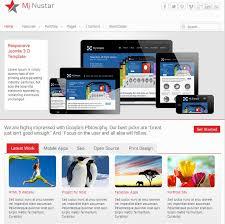 responsive design joomla 17 best bootstrap responsive design images on flat