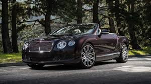 bentley convertible 2013 bentley continental gt speed convertible review notes autoweek