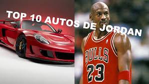 jordan lamborghini top 10 coches de michael jordan youtube