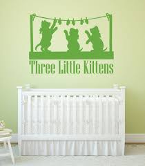 home vinyl decals home decor decals nursery rhyme wall decals