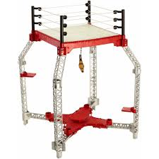 Wrestling Ring Bed by Wwe Create A Wwe Superstar Ring Builder Walmart Com
