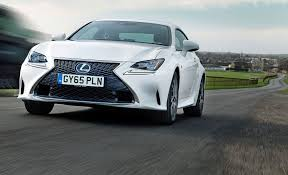 lexus rc 200t lexus rc 200t first drive car march 2016 by car magazine