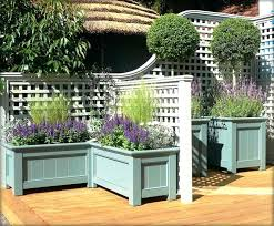 flower boxes for deck railings 10 deck railing planter boxes diy
