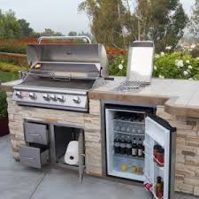 prefab outdoor kitchen grill islands outdoor kitchens the home depot for prefab kitchen grill islands