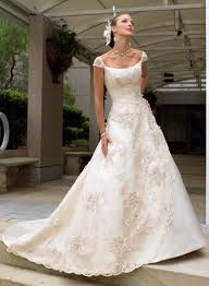 cap sleeve wedding dress a line wedding dresses with cap sleeves reviewweddingdresses net