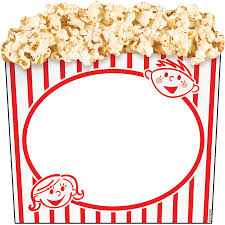 themed writing paper hollywood border cliparts free download clip art free clip art popcorn bucket clipart