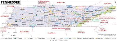 map of us vacation spots state and county maps of tennessee map of tennessee map of