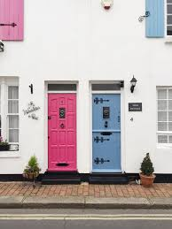 Red Door Paint Your Front Door Paint Color Personality Cherry Hill Painting