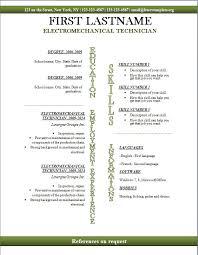 Free Cv Resume Templates Download Astounding Ideas Cv Resume Template 1 Free Resume Templatesfree