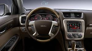 gmc terrain back seat 2016 gmc acadia pricing for sale edmunds
