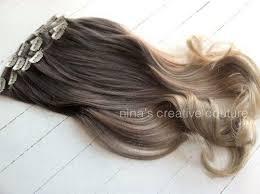 light ash blonde clip in hair extensions ash blonde ombre hair ombre clip in hair extensions dark ash