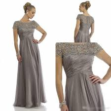 of the gowns of the dresses 2016 new arrival grey