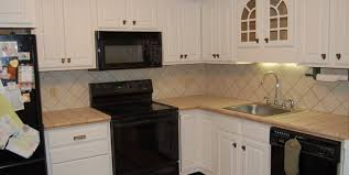 Refacing Kitchen Cabinet Doors Stunning 120v Dimmable Led Under Cabinet Lighting Tags Dimmable