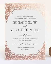 party invitation 15 engagement party invitations martha stewart weddings