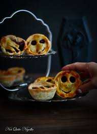halloween dinner party afternoon tea original recipes not quite