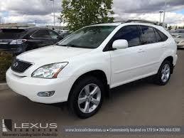 2007 lexus rx 350 price pre owned white 2007 lexus rx 350 awd review fort saskatchewan