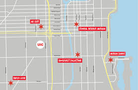 Uic Campus Map Chicago Map Uic Images Reverse Search