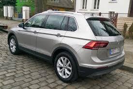 unlocked 2016 volkswagen tiguan driven on road and off it