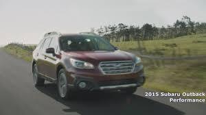 2015 subaru tribeca redesign 2015 subaru outback performance interior and exterior youtube