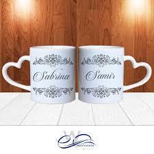 cadeau de mariage personnalis mug personnalisé idée cadeau mariage