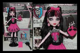 monster draculaura picture doll review wookiewarrior23