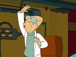 Professor Farnsworth Meme - professor farnsworth safe youtube