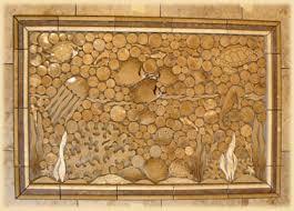decorative ceramic tile custom made tropical fish tile
